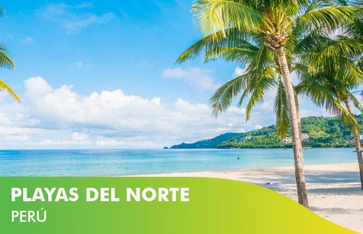 Playas del norte